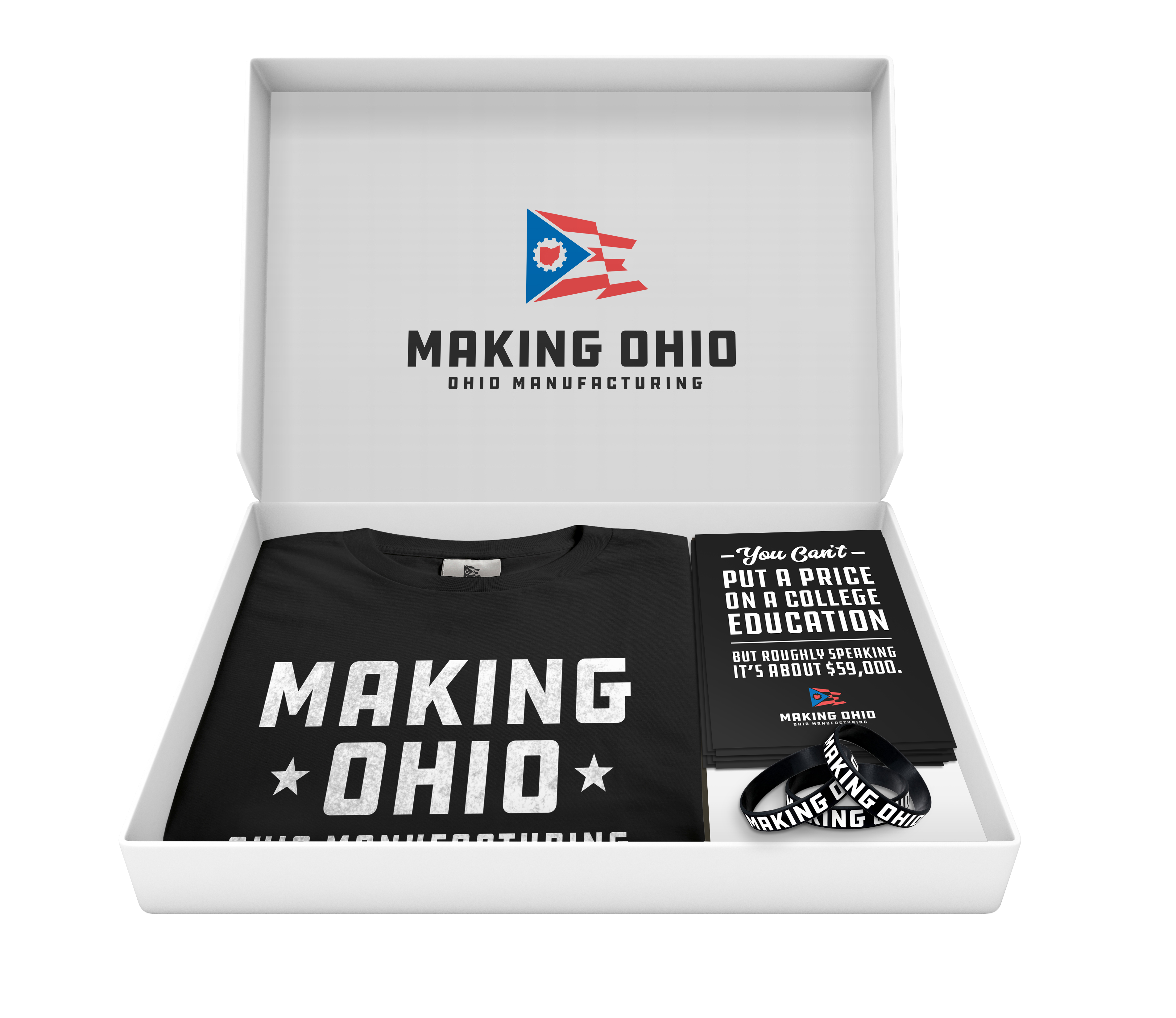 Making Ohio Promo Box